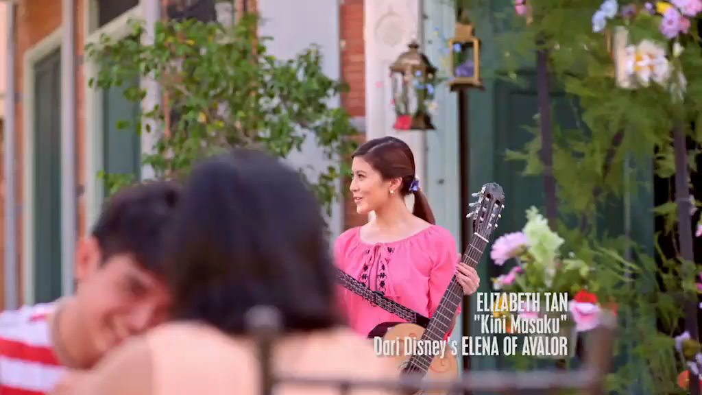 "Elena of Avalor | ""Kini Masaku"" (""My Time"") - Elizabeth Tan"