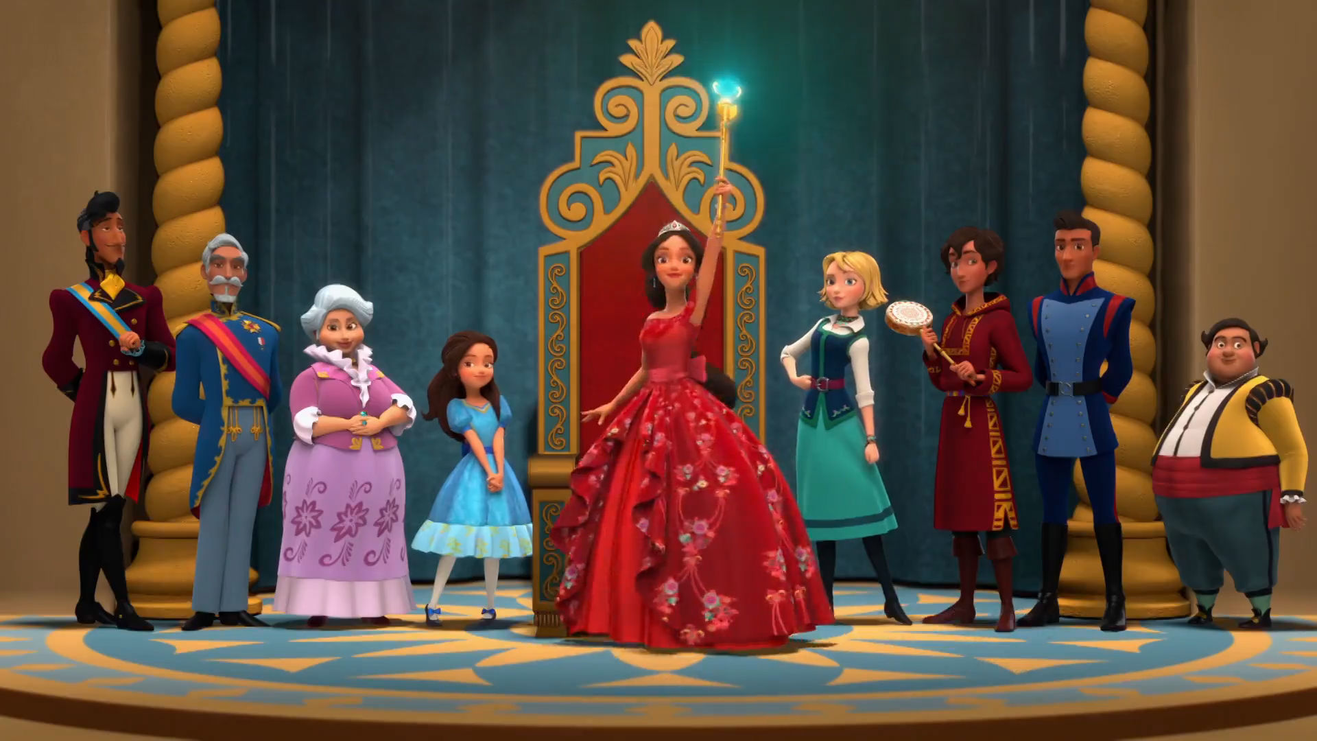 Elena of Avalor - My Time Music Video