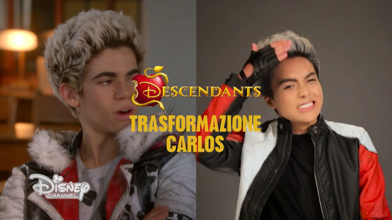 Tutorial Makeup: Carlos (Descendants)