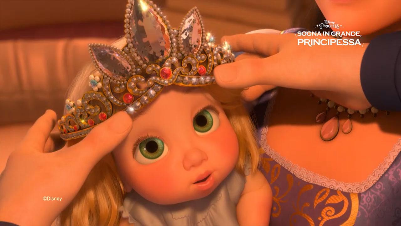 Sogna in grande Principessa coraggiosa