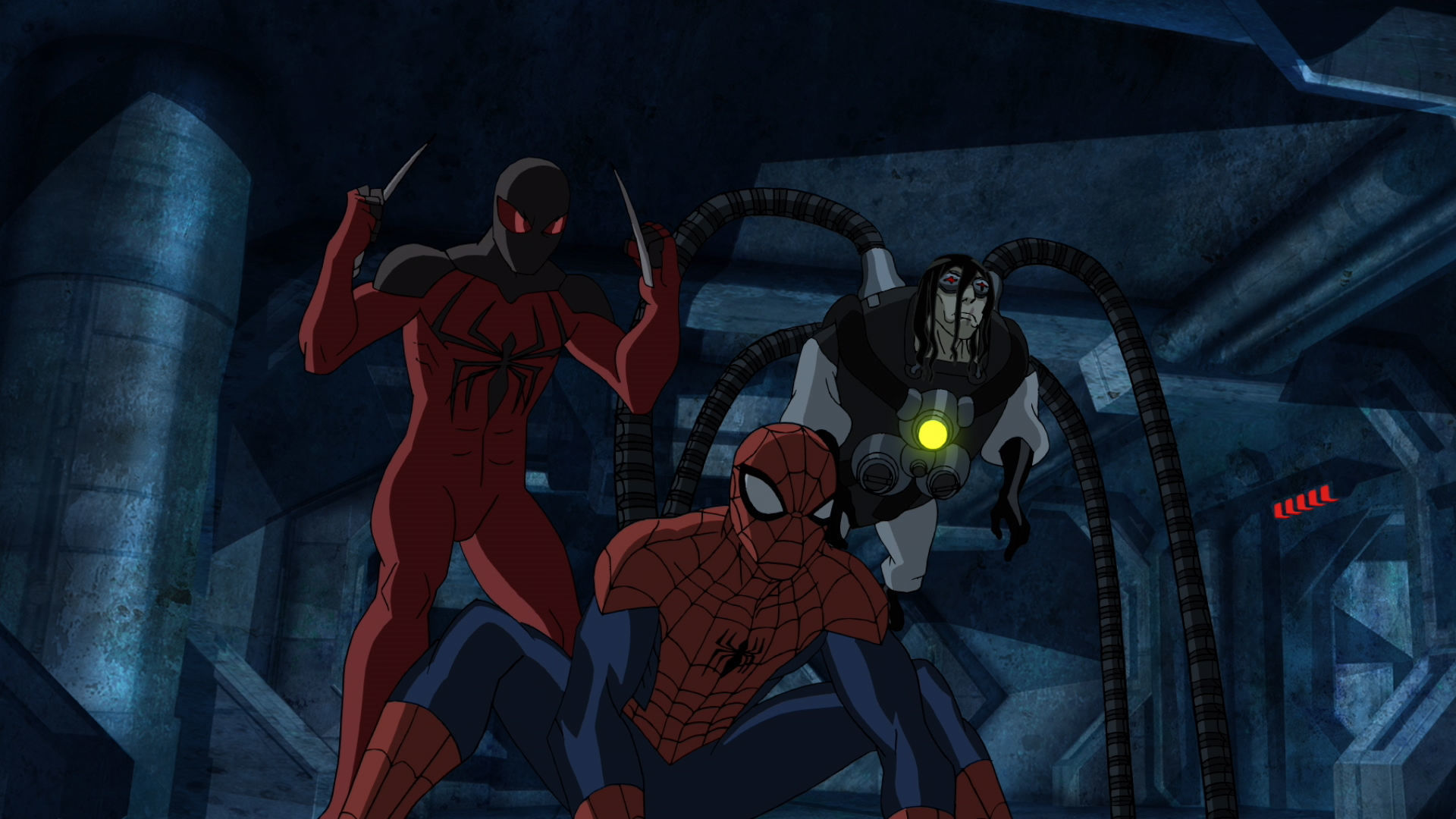 The Spider Slayers - Part 2