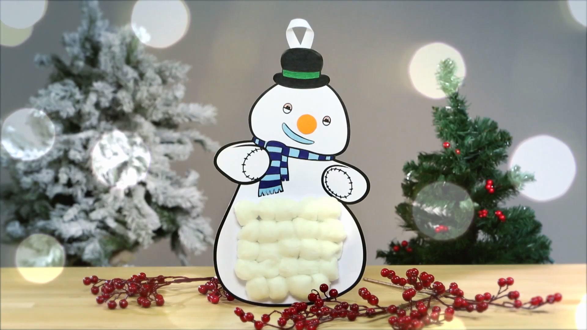 Maak een winterkalender