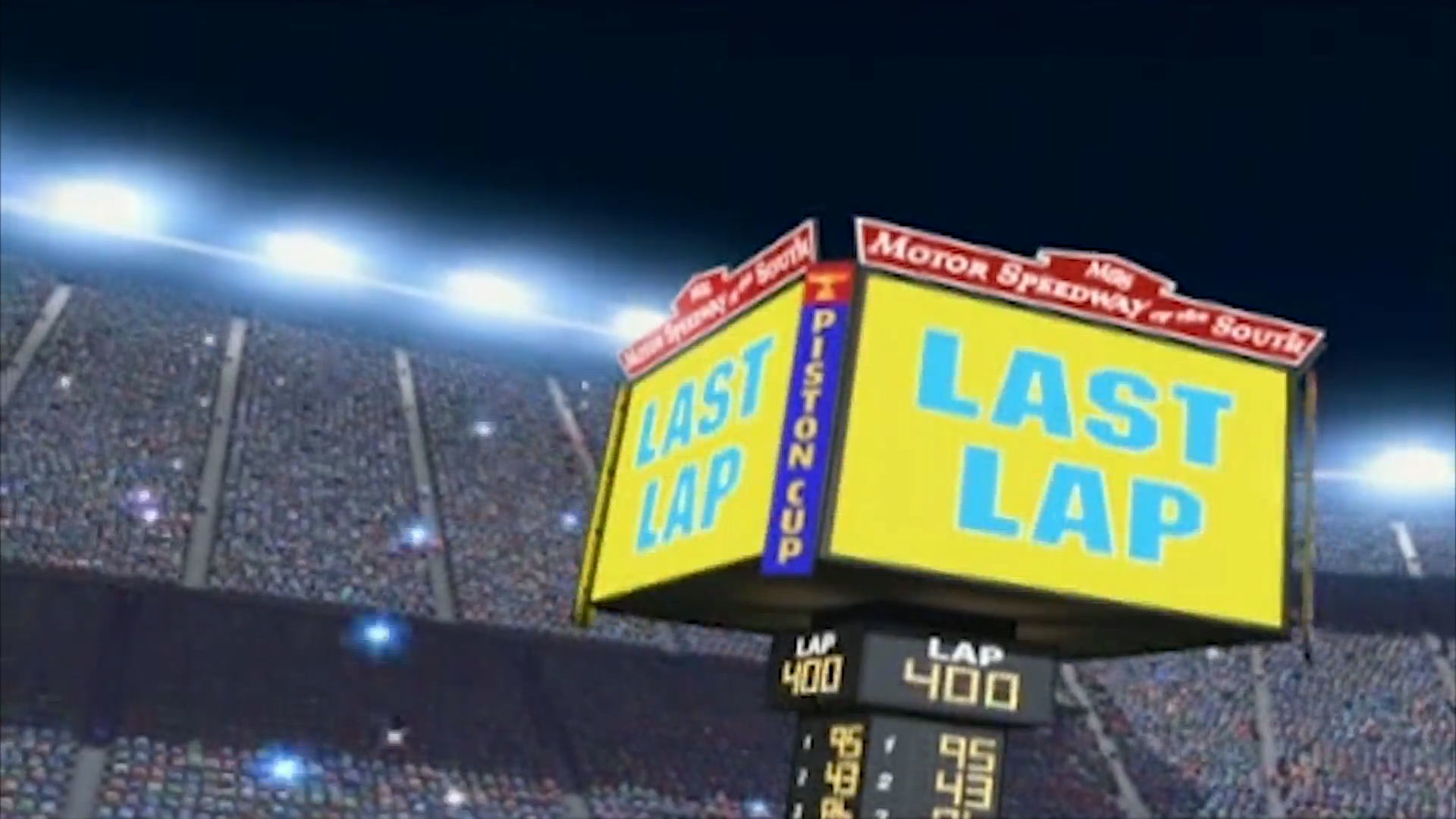 Last Lap - Cars