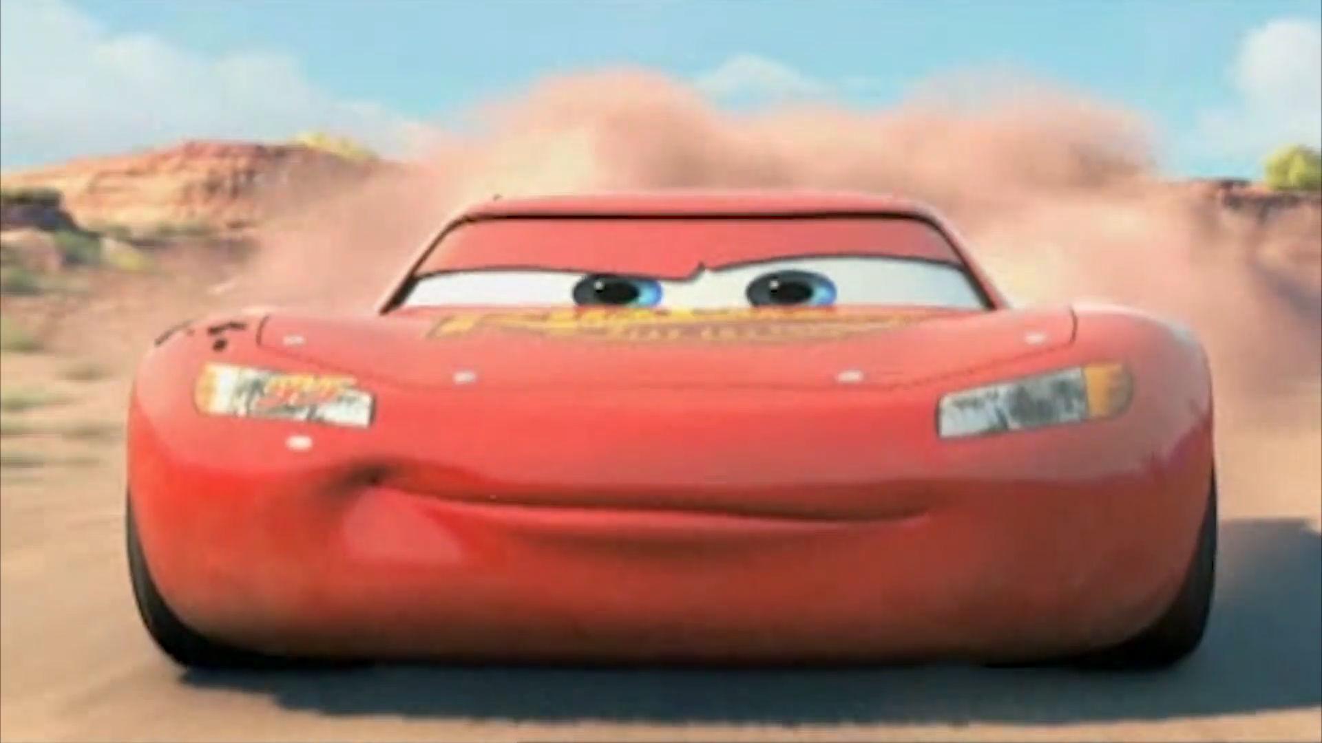 The Race - Cars