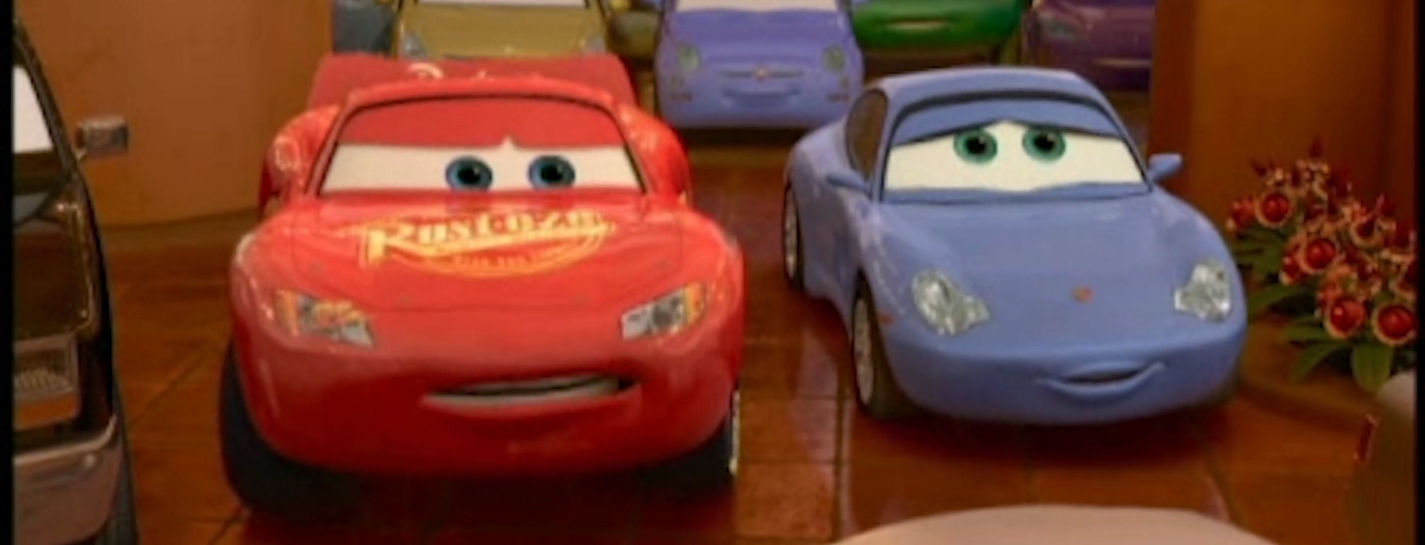 Deal Me In - Cars 2