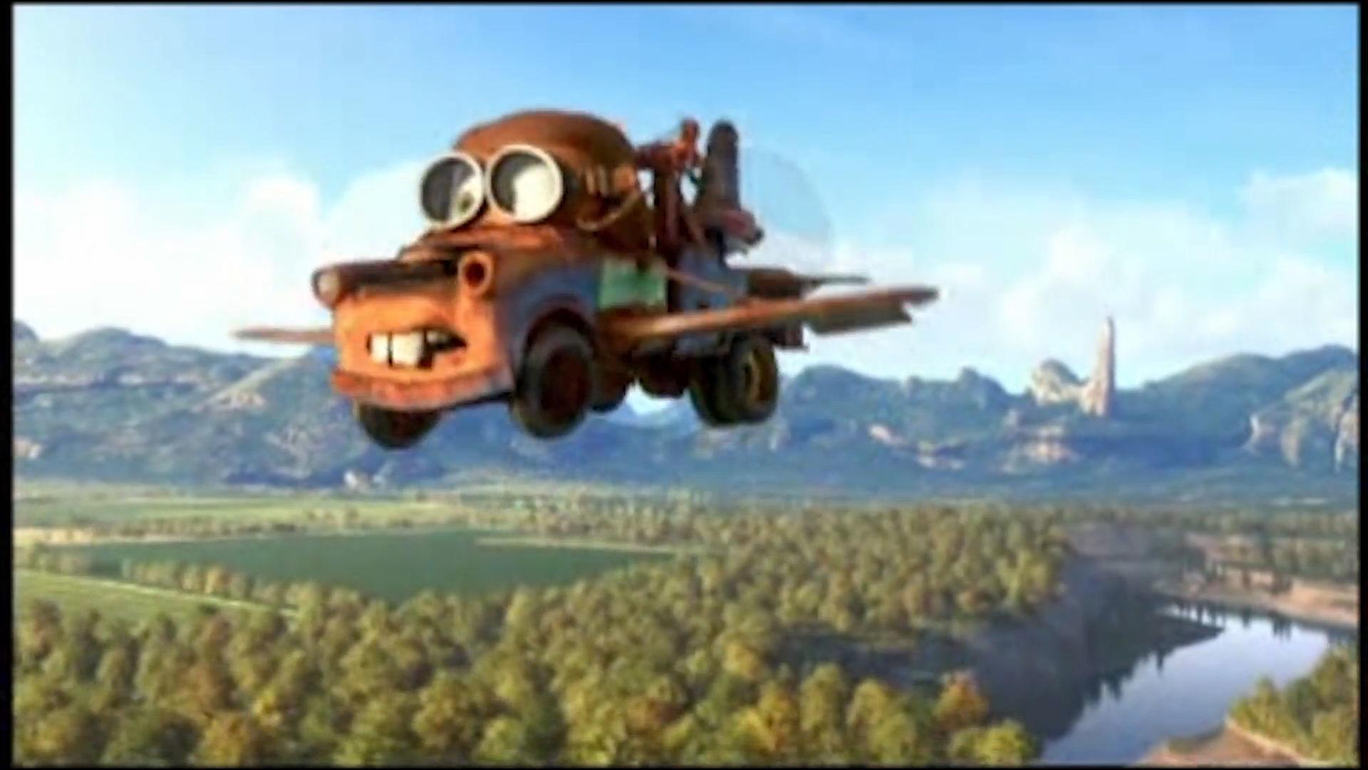 Air Mater - Cars 2