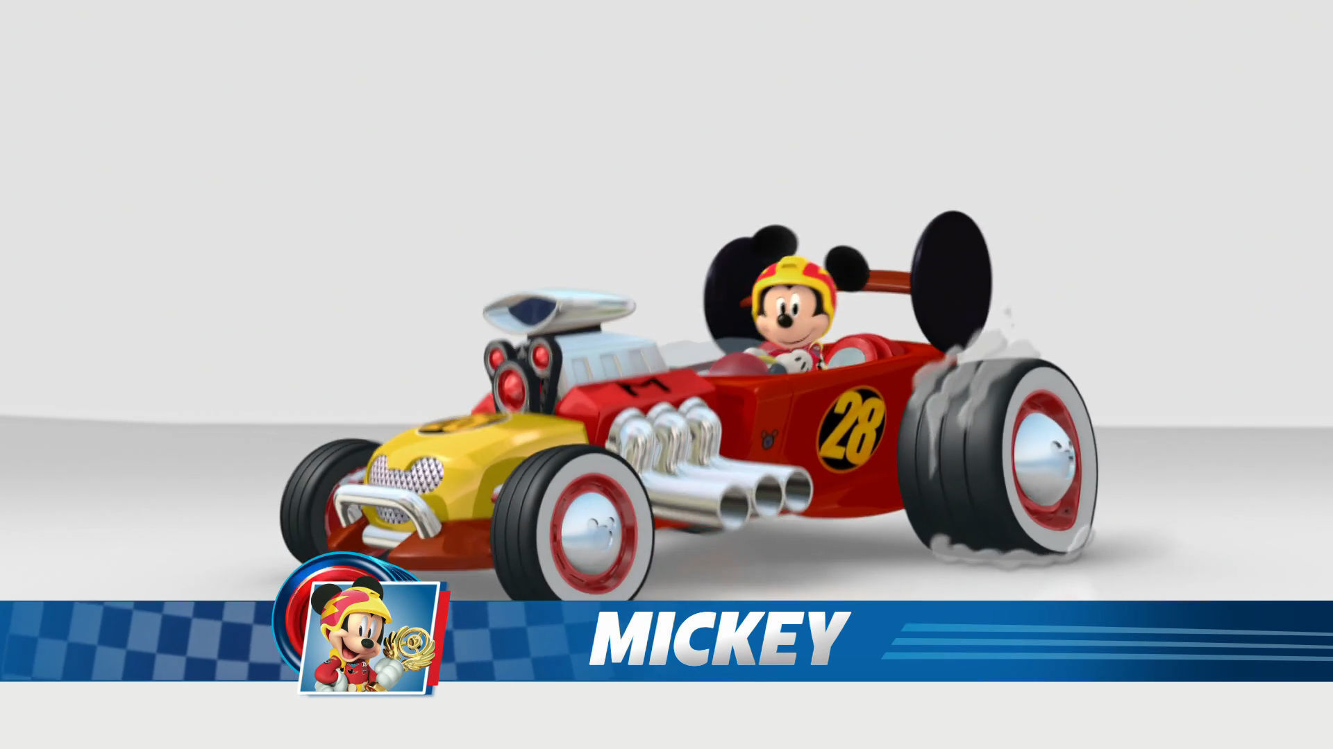 Roadster Transformations - Mickey