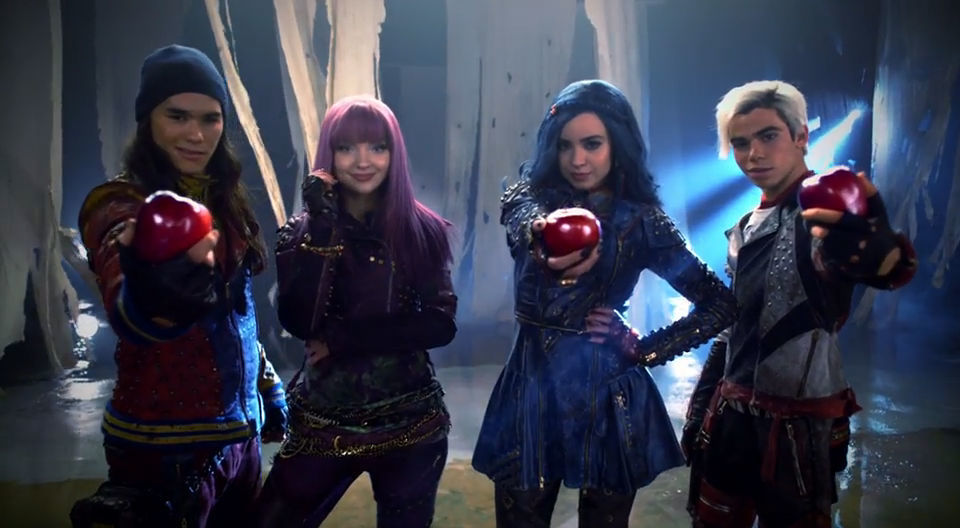 Descendants 2 - Long Live Evil Trailer