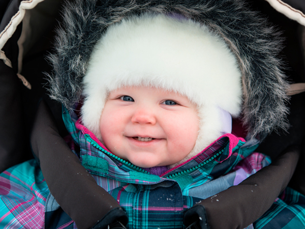 Winter-proofing Babies and Toddlers