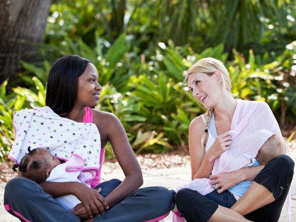 Tips For Easier Breastfeeding