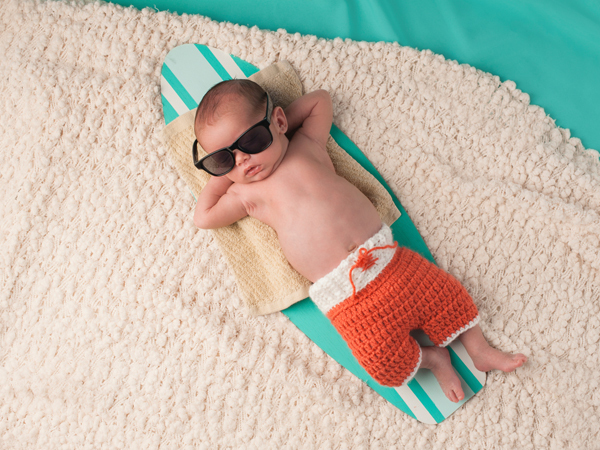 Keeping Your Little One Comfortable in Summer