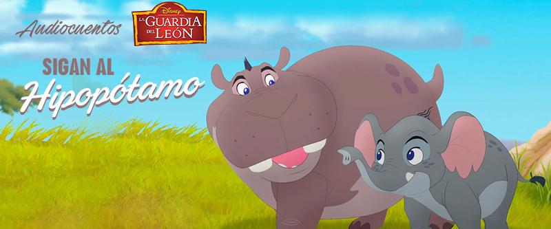 Sigan al hipopótamo