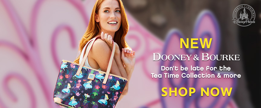 Dooney & Bourke Tea Time Collection