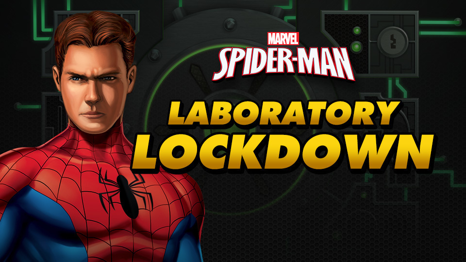 Spider-Man: Laboratory Lockdown