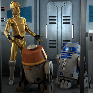 Droids in Distress - Star Wars Rebels Full Episode