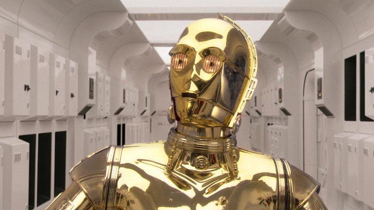 C-3PO (See-Threepio)