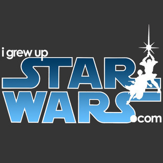 I Grew Up Star Wars