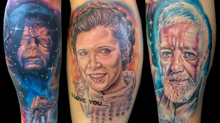 Star Fans: An Interview with Star Wars Tattoo Artist Josh Bodwell of Epic Ink