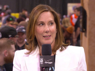 Kathleen Kennedy Interview - Star Wars Celebration Anaheim