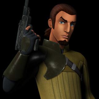 Kanan, the Cowboy Jedi