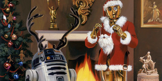 Luminous Beings Are We: The Night Before Christmas in a Galaxy Far, Far Away