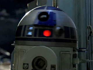 R2-D2's Secret Weapon