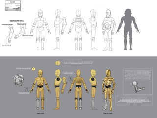 Droids in Distress Concept Art Gallery