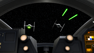 TIE Fighter History Gallery