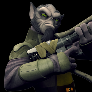 Zeb, the Muscle