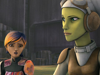 """Trust and Secrecy"" - Star Wars Rebels Clip"