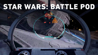 Star Wars: Battle Pod - From Concept to Cockpit