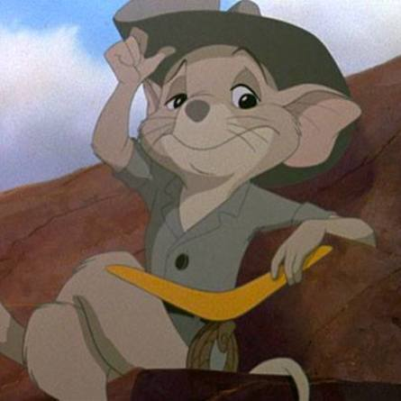the rescuers down under meet oliver