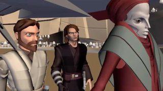 Star Wars: The Clone Wars - Story Reel: A Death on Utapau