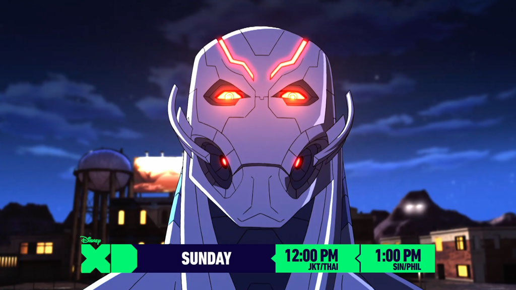 Avengers Assemble: Ultron Revolution Clip 1