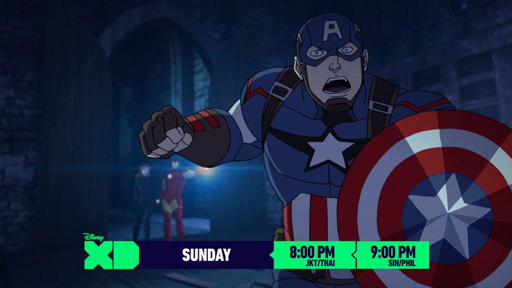 Avengers Assemble: Ultron Revolution Clip 2