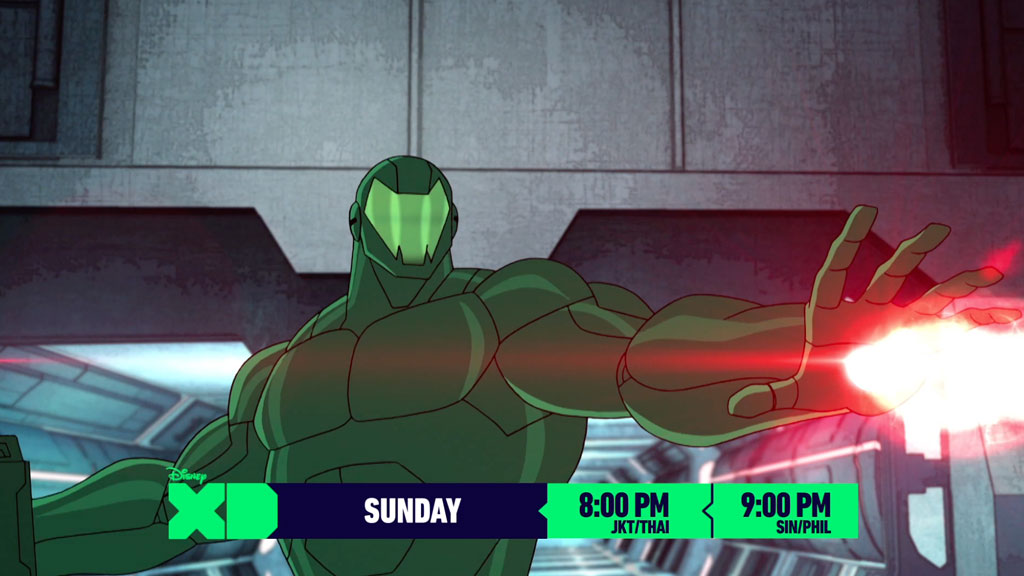 Avengers Assemble: Ultron Revolution Clip 4