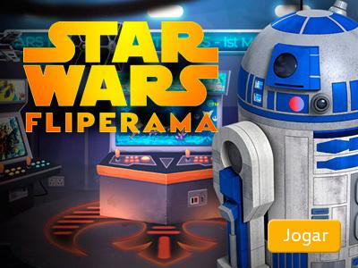 Fliperama Star Wars