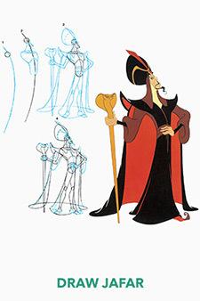Draw Jafar