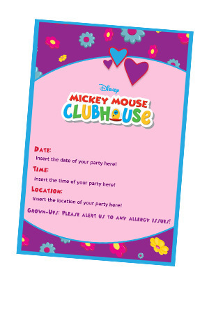 Valentine's Day - Invites