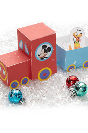 Mickey Mouse Clubhouse Holiday Choo-Choo Train