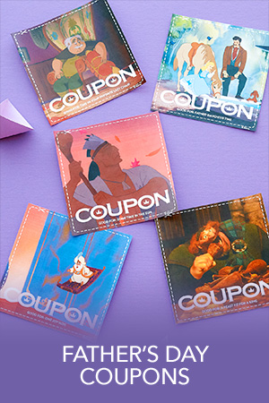 Princess - Father's Day Coupons