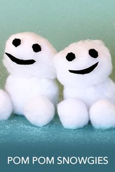 Pom pom snowgies