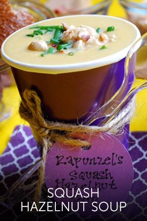 Squash Hazelnut Soup