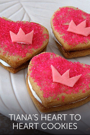 Tiana's Heart to Heart Cookies
