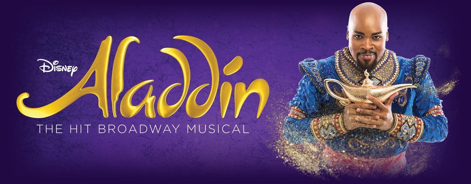 Live Shows: Aladdin The Musical - Genie
