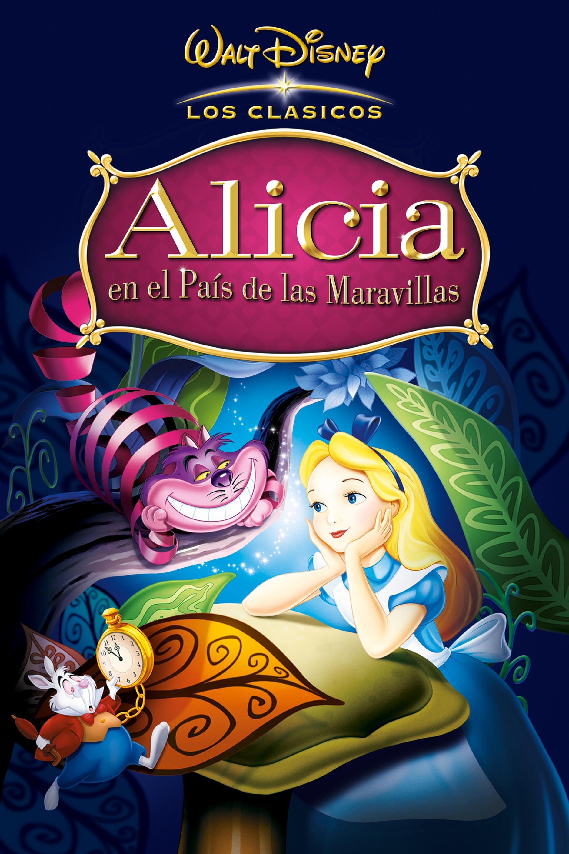 Alicia En El País De Las Maravillas | Películas Disney España