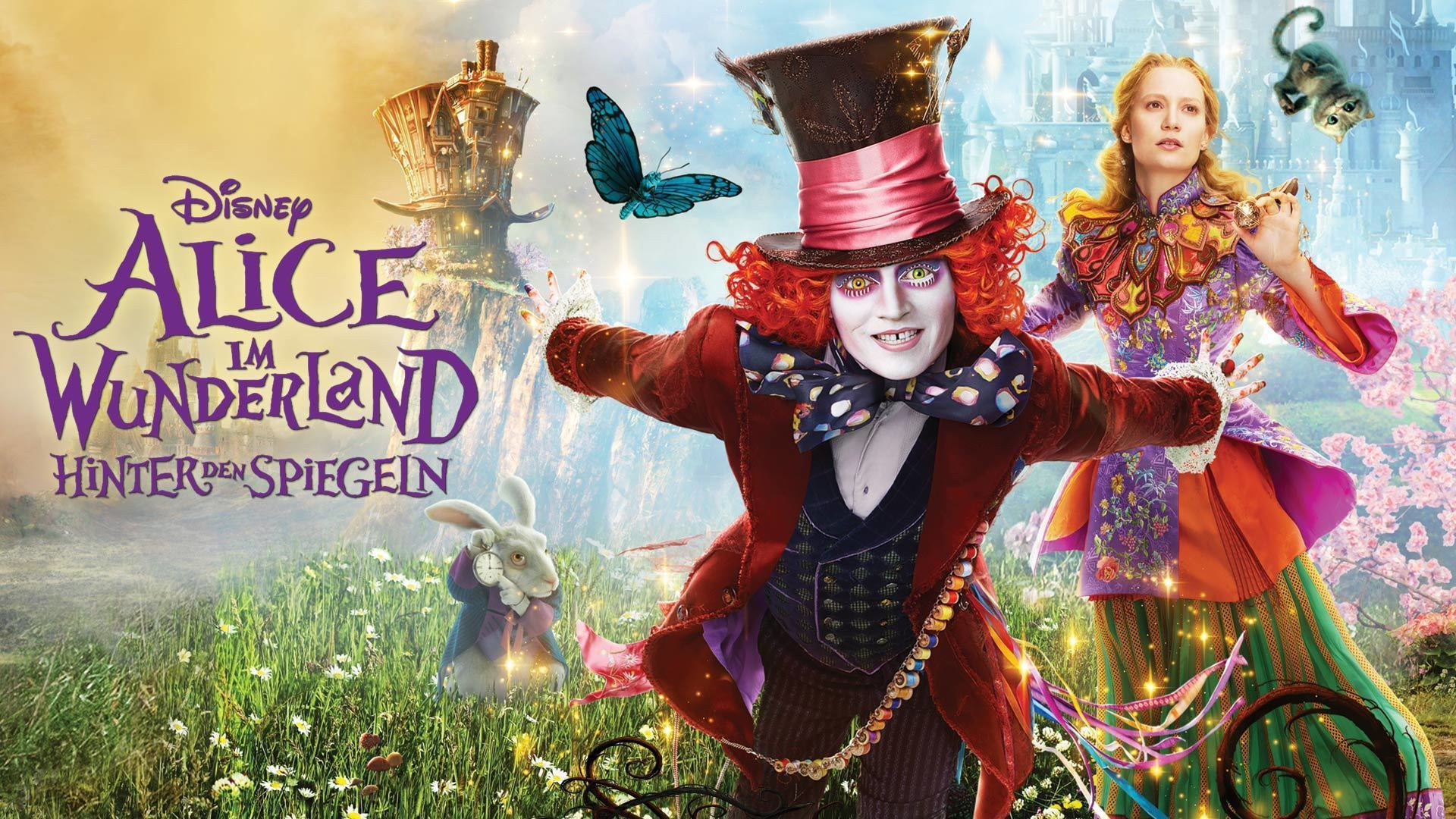 Alice Through The Looking Glass D Download