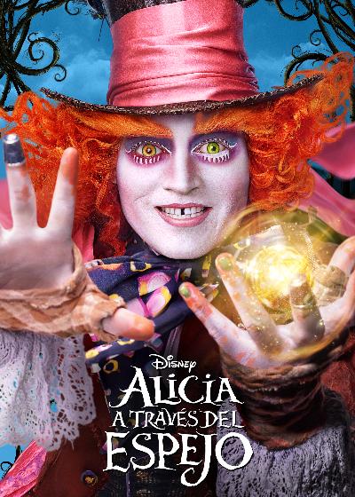 Resultado de imagen de Alicia a través del espejo:
