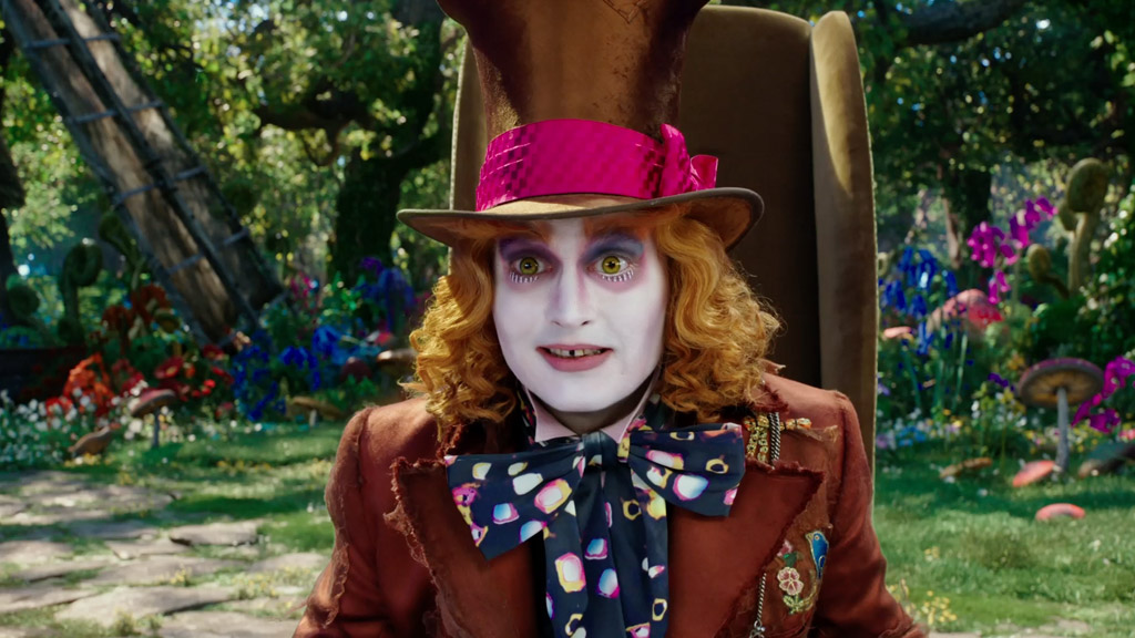 Alice Through The Looking Glass - Exclusive Look