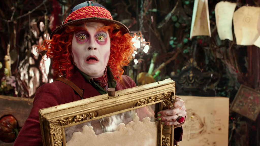 Disney's Alice Through the Looking Glass Trailer 2